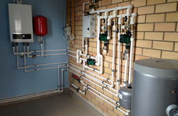 Монтаж газового отопления под ключ Реутов