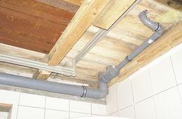 Монтаж канализации на даче под ключ Реутов