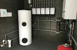 Монтаж системы отопления в частном доме Реутов