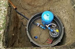 Монтаж водоснабжения на даче Реутов
