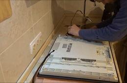 Подключение варочной панели к электросети Реутов