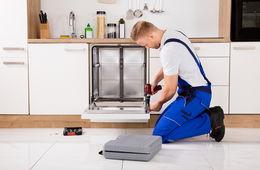 Установка бытовой техники на кухне Реутов