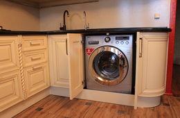 Установка встраиваемой стиральной машины Реутов